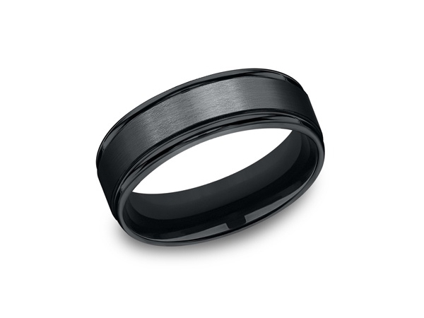 Black Cobalt Chrome Band by Benchmark
