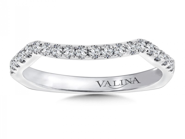 Wedding Band (0.22ct. tw.) by Valina