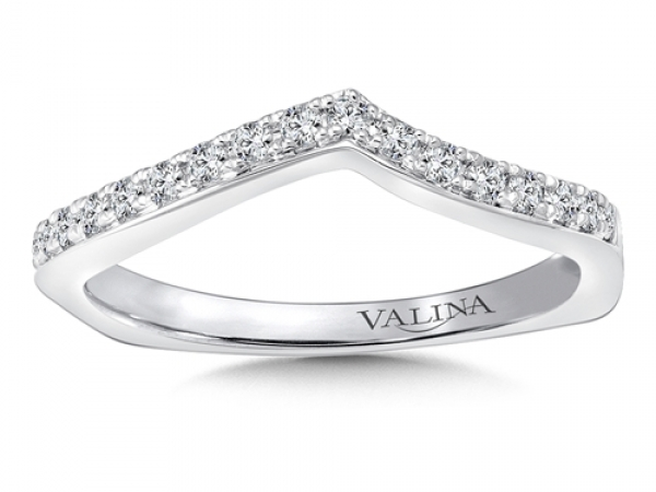 Wedding Band (0.2ct. tw.) by Valina
