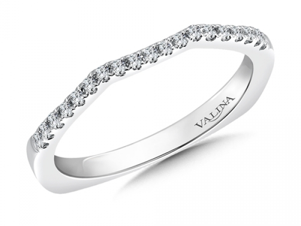 Wedding Band (0.14ct. tw.) by Valina