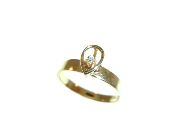 Diamond Fashion Ring by Jewelry with a Past