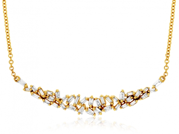 Diamond Necklace by Royal Jewelry Manufacturers