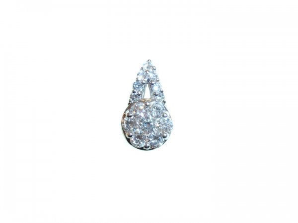 Diamond Pendant by Jewelry with a Past