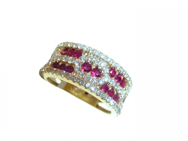 Ruby Ring by Royal Jewelry Manufacturers