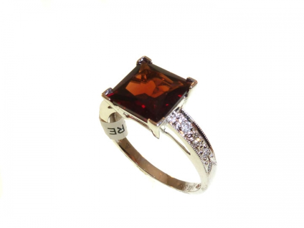 Garnet Ring by Empire