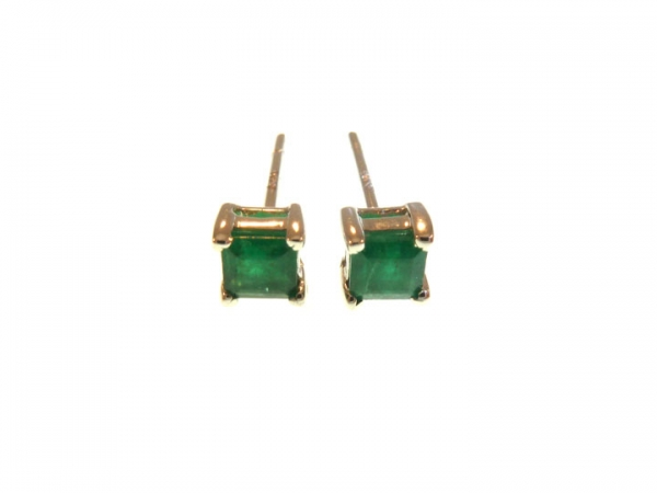 Emerald Studs by Empire