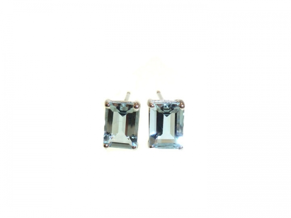 Aquamarine Earrings by Empire