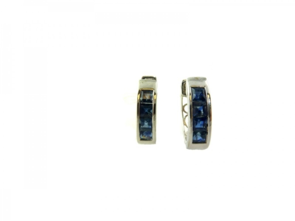 Sapphire Earrings by Empire