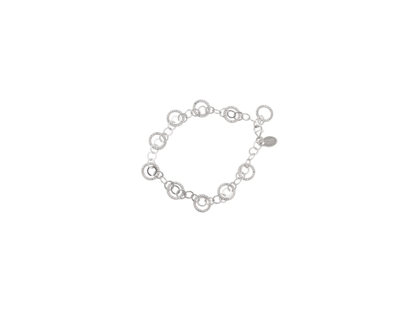 Silver Bracelet by Frederic Duclos