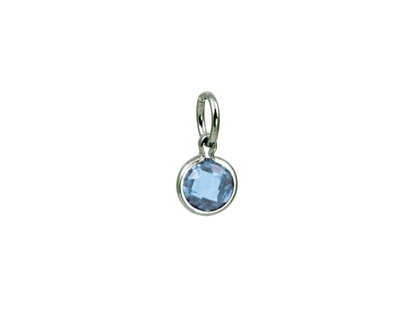 Birthstone Pendant by Mommy Chic