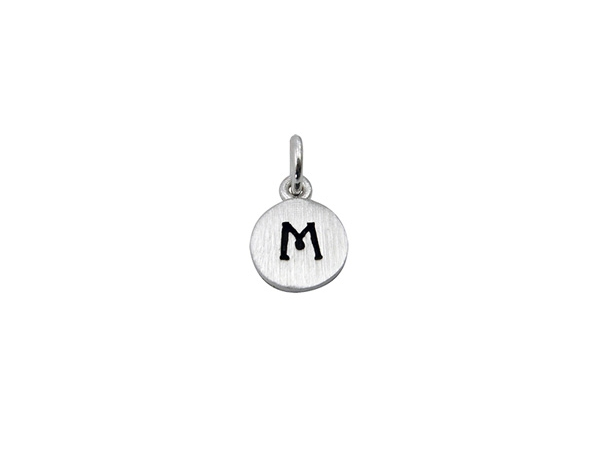 Initial Pendant by Mommy Chic