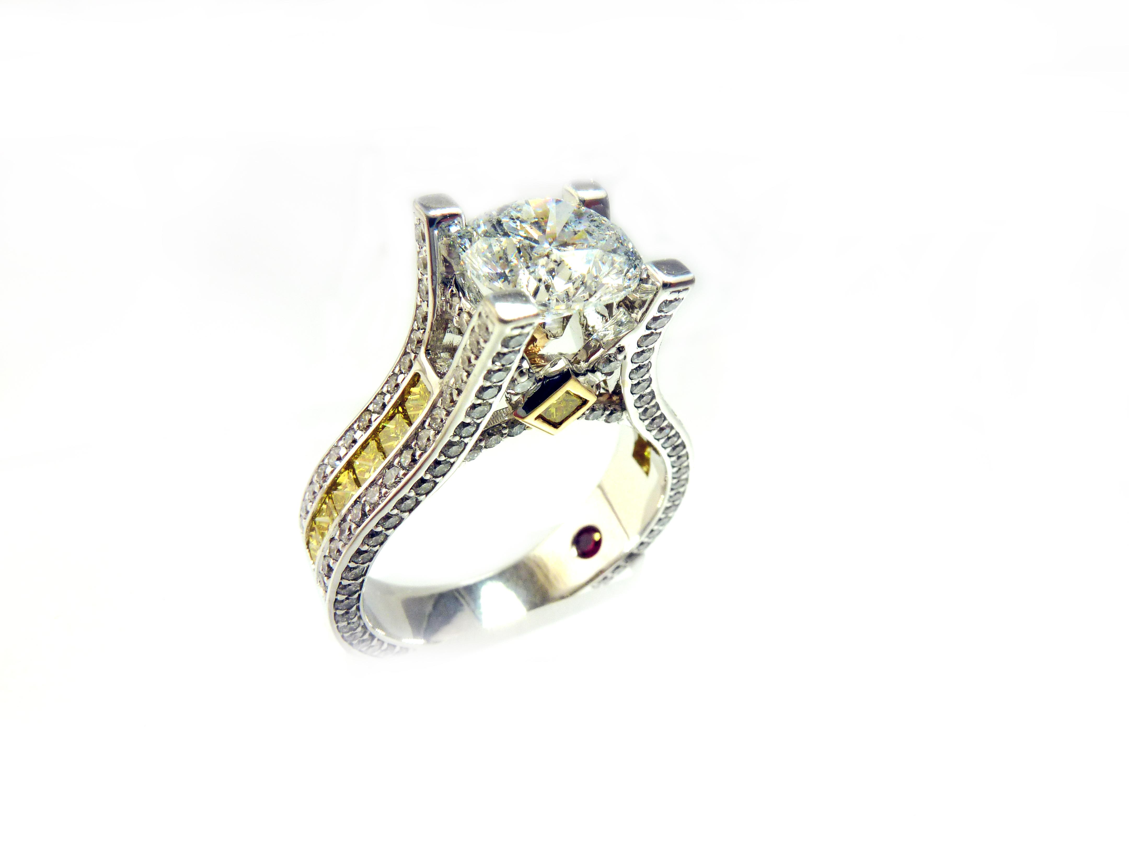 Custom Jewelry Showcase